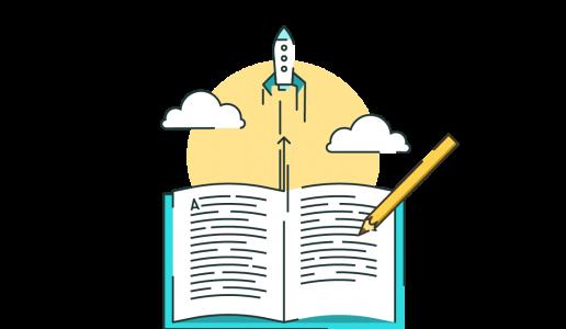 Presentation message & animation content
