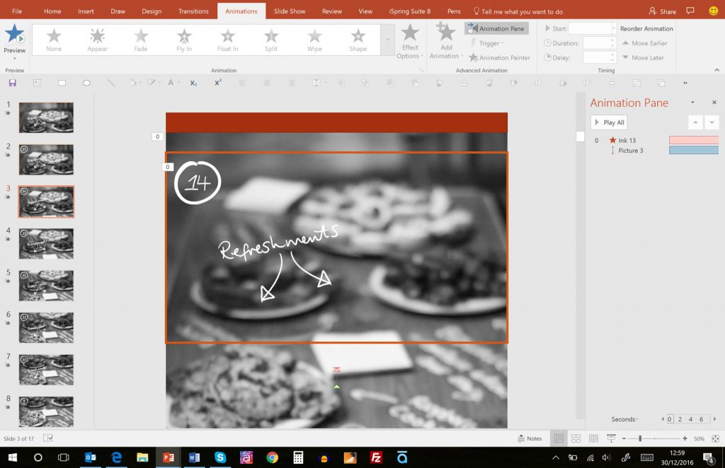 powerpoint countdown timer