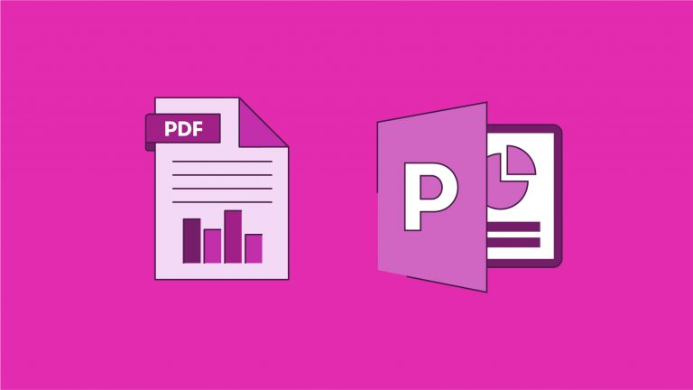 Interactive PDF v PPT