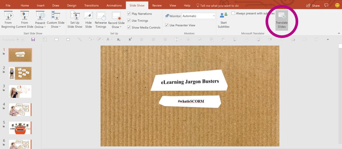 Microsoft Presentation Translator review
