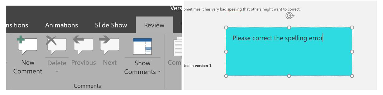 compare and combine powerpoint