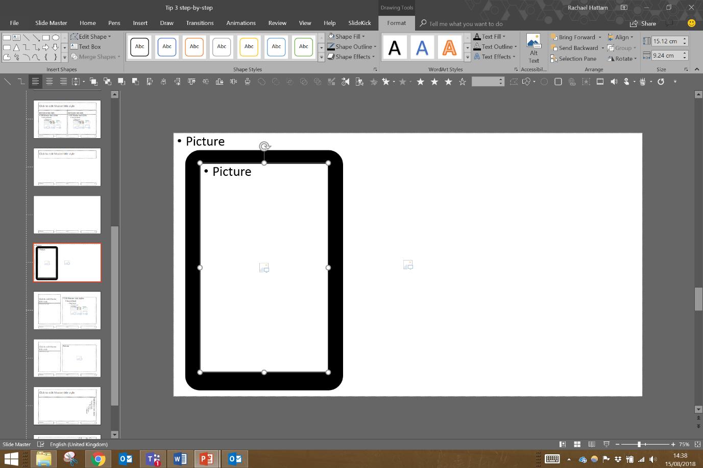 powerpoint morph tutorial