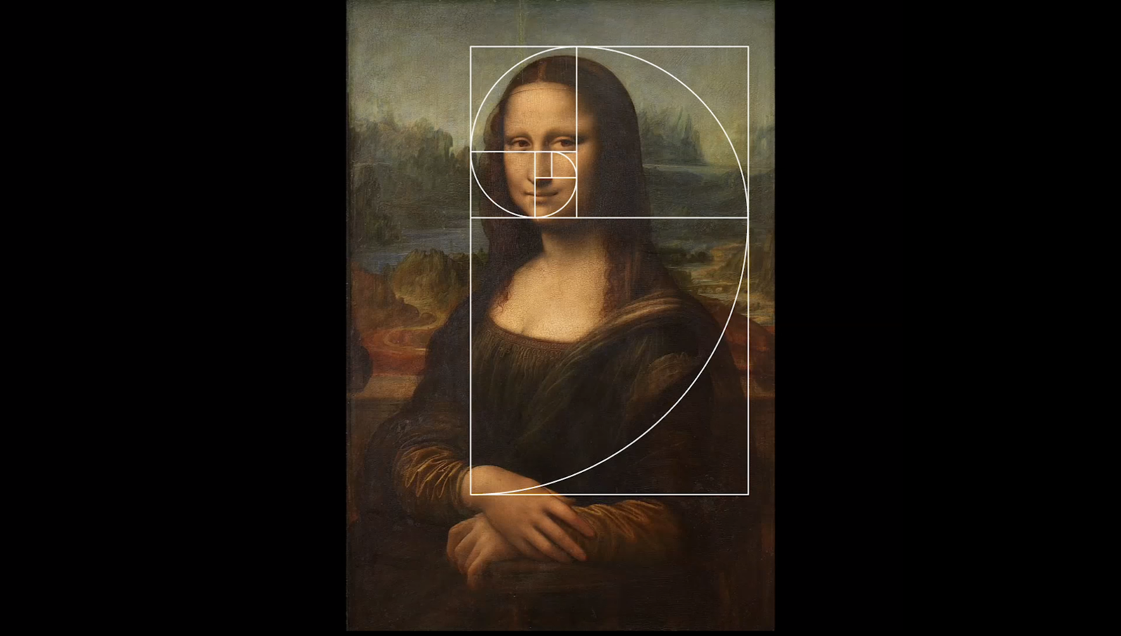 PowerPoint grids and guides_Mona Lisa