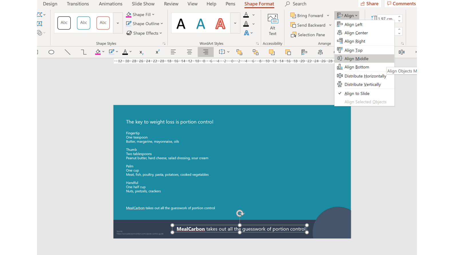 how to make an infographic in powerpoint  part 1