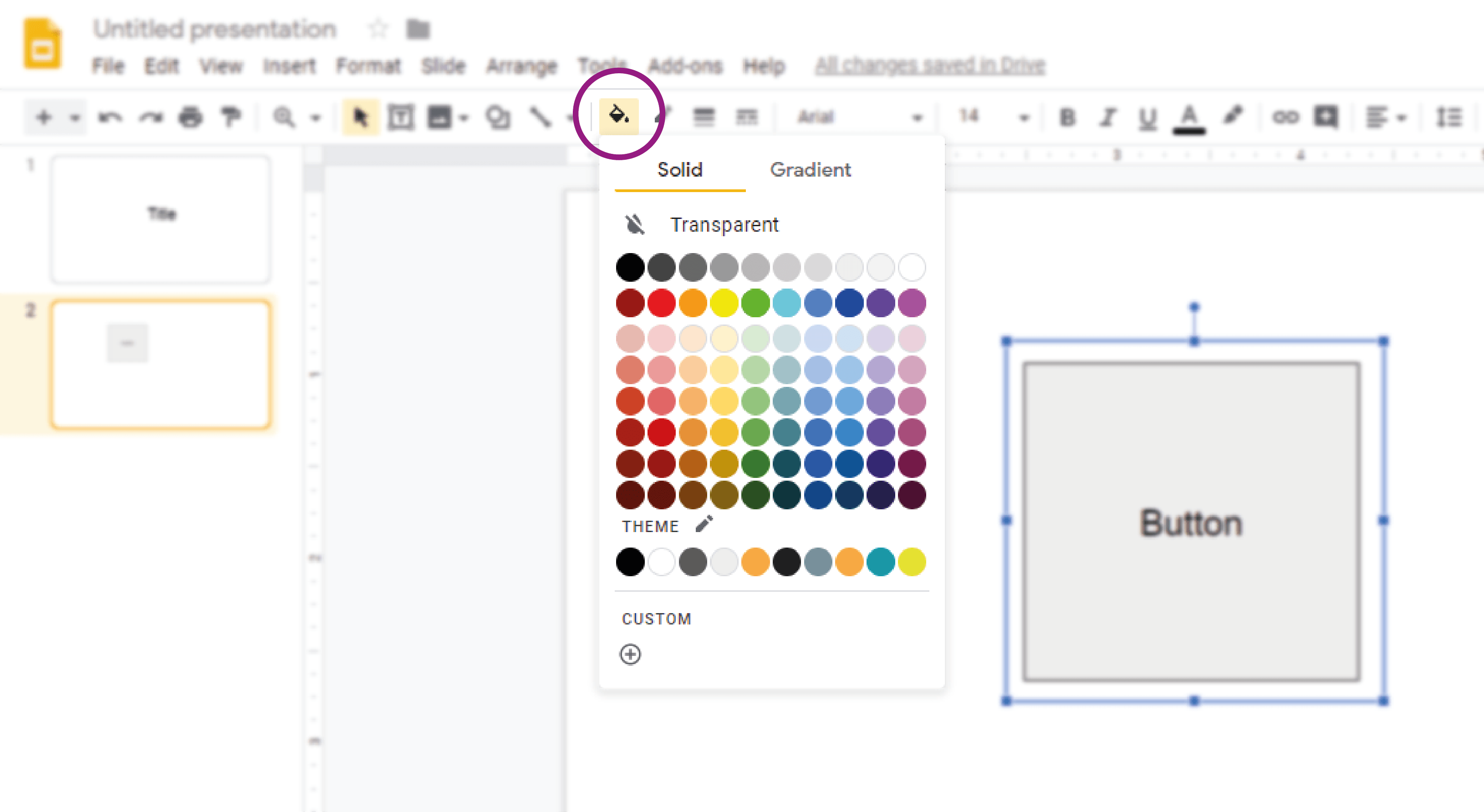 How To Make An Interactive Presentation In Google Slides Brightcarbon