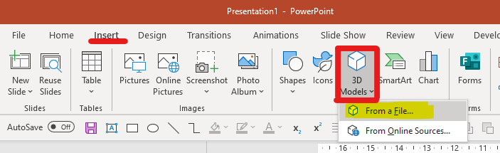 Create Custom 3d Models For Powerpoint Brightcarbon
