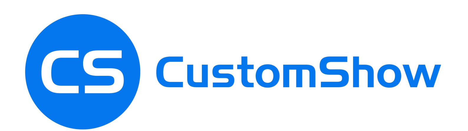 Logo for Custom Show