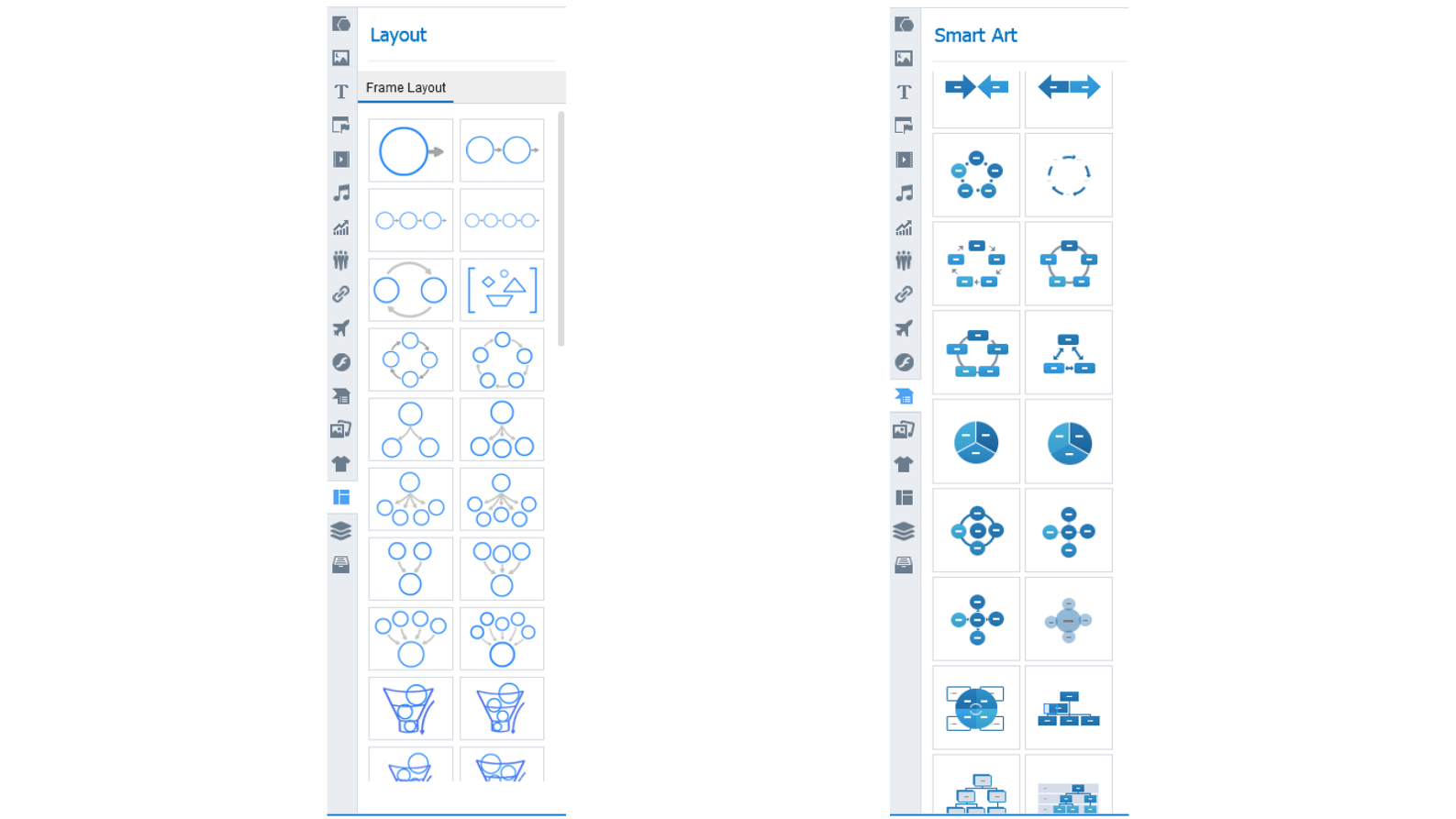 PowerPoint alternative Focusky screenshot