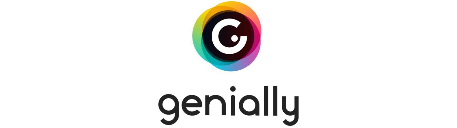 Logo for Genially