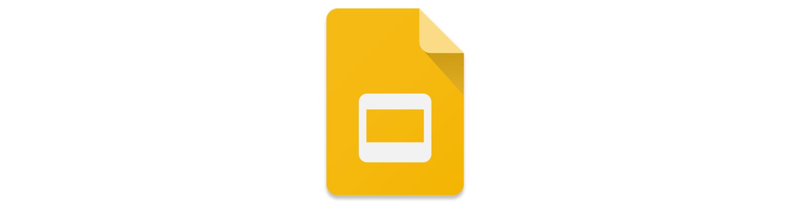 Logo for Google Slides