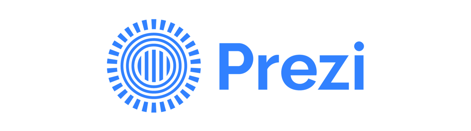 Logo for Prezi