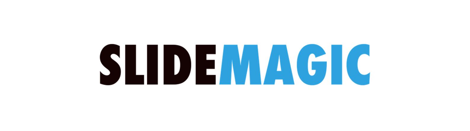Logo for Slide Magic